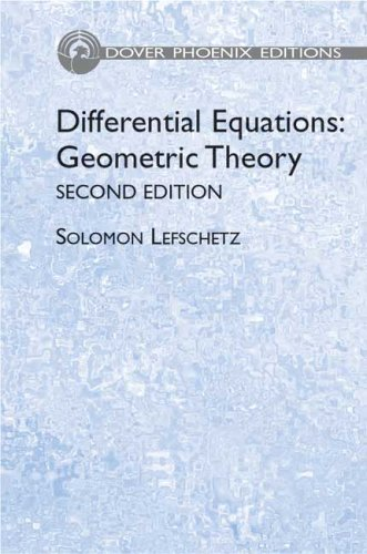 9780486446493: Differential Equations: Geometric Theory (Phoenix Edition) 2nd Edition