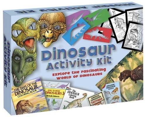 9780486446790: Dinosaur Activity Kit (Dover Fun Kits)