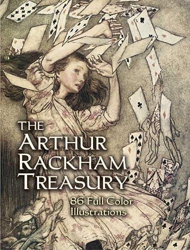 The Arthur Rackham Treasury (Paperback): Arthur Rackham