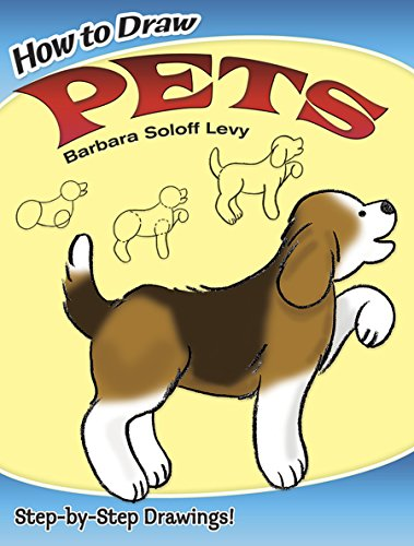 How to Draw Pets (Paperback): Barbara Soloff-Levy