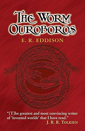 9780486447407: The Worm Ouroboros