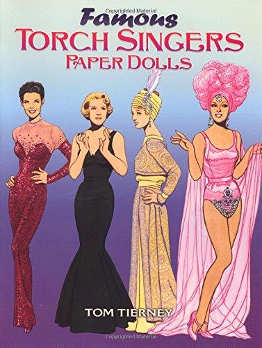 9780486447445: Famous Torch Singers Paper Dolls (Dover Celebrity Paper Dolls)