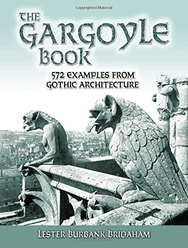 9780486447544: The Gargoyle Book (Dover Architecture)