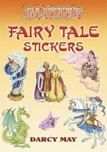 9780486447575: Glitter Fairy Tale Stickers