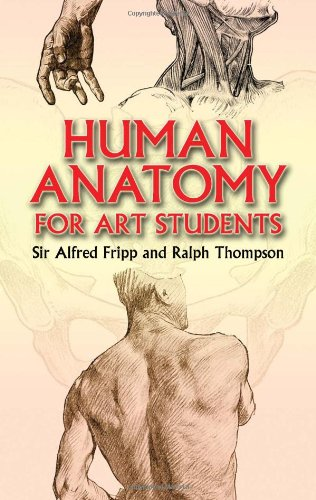 9780486447711: Human Anatomy for Art Students (Dover Anatomy for Artists)