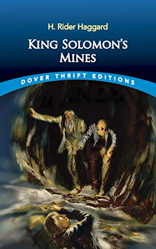 9780486447827: King Solomon's Mines (Dover Thrift Editions)