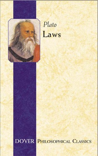 9780486447919: Laws (Dover Philosophical Classics)