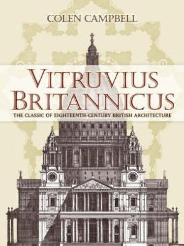 9780486447995: Vitruvius Britannicus: The Classic of Eighteenth-Century British Architecture