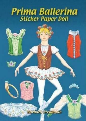 9780486448183: Prima Ballerina Sticker Paper Doll (Dover Little Activity Books Paper Dolls)