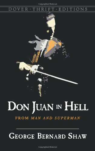 9780486448459: Don Juan in Hell: From Man and Superman (Thrift Edition)