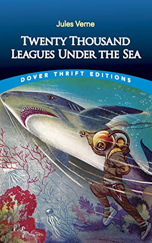 9780486448497: Twenty Thousand Leagues Under the Sea (Dover Thrift Editions)