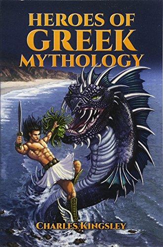 9780486448541: Heroes of Greek Mythology (Dover Children's Classics)