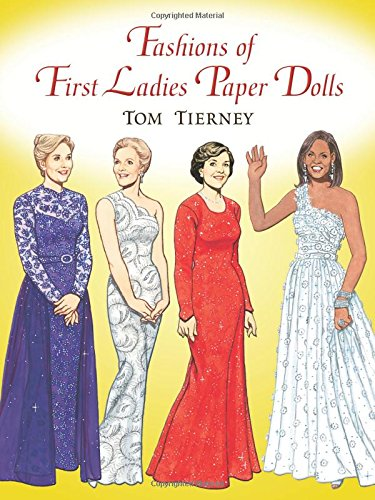 9780486448794: Fashions of First Ladies Paper Dolls (Dover President Paper Dolls)