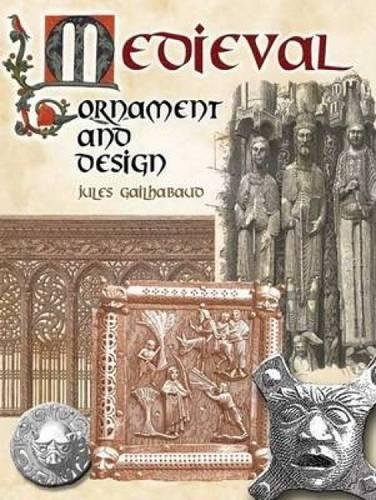 9780486448855: Medieval Ornament and Design (Dover Pictorial Archive)