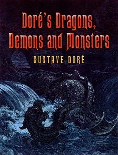 9780486448893: Doré's Dragons, Demons and Monsters (Dover Fine Art, History of Art)