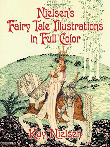 9780486449029: Nielsen's Fairy Tale Illustrations in Full Color (Dover Fine Art, History of Art)