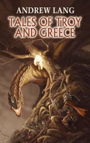 9780486449173: Tales of Troy and Greece (Dover Children's Classics)