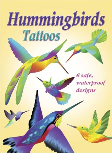 9780486449197: Hummingbirds Tattoos