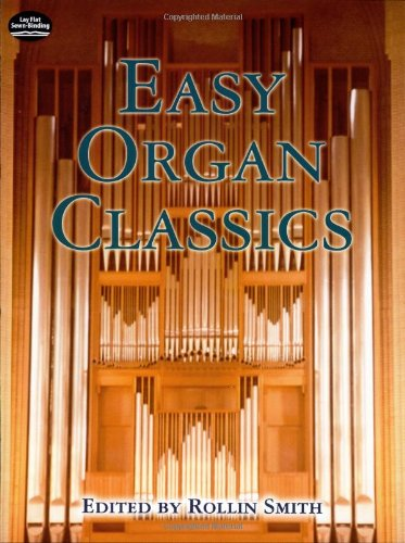 9780486449579: Easy Organ Classics (Dover Music for Organ)