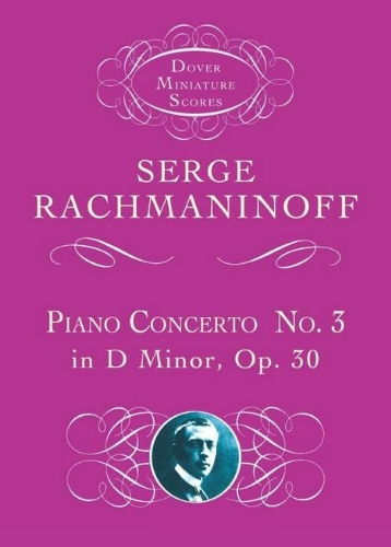 9780486449593: Piano Concerto No. 3 in D Minor, Op. 30 (Dover Miniature Music Scores)