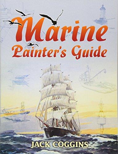 9780486449746: Marine Painter's Guide (Dover Art Instruction)