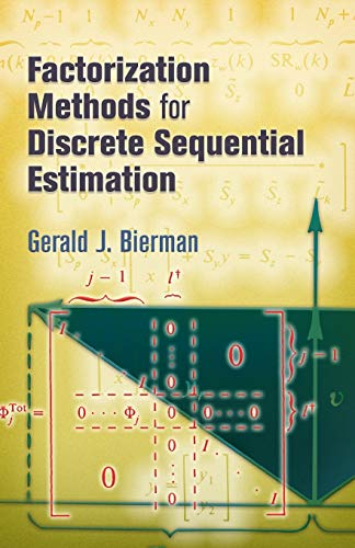 9780486449814: Factorization Methods for Discrete Sequential Estimation (Dover Books on Mathematics)