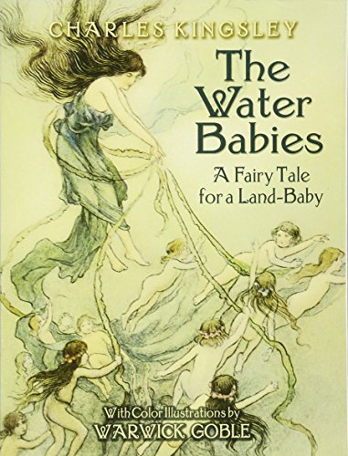 9780486450001: The Water Babies: A Fairy Tale for a Land-Baby (Dover Children's Classics)