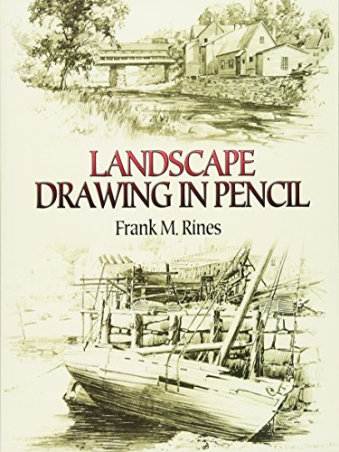 9780486450025: Landscape Drawing in Pencil (Dover Art Instruction)