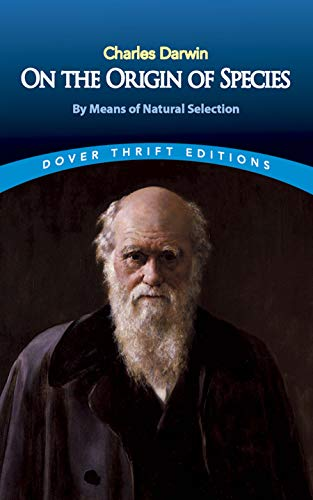 9780486450063: On the Origin of Species: By Means of Natural Selection (Dover Thrift Editions)