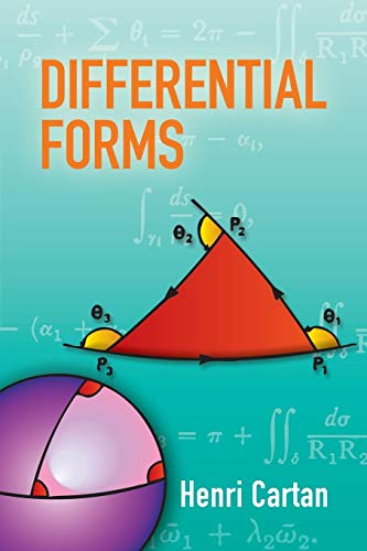 9780486450100: Differential Forms (Dover Books on Mathematics)