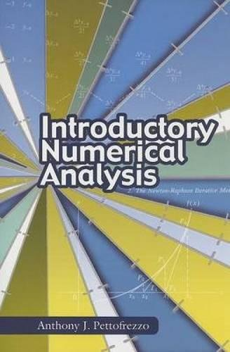 9780486450162: Introductory Numerical Analysis (Dover Books on Mathematics)
