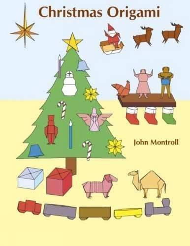 9780486450254: Christmas Origami