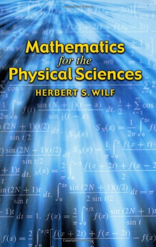 9780486450384: Mathematics for the Physical Sciences (Dover Books on Mathematics)