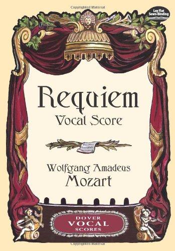 9780486450438: Requiem: Vocal Score (Dover Vocal Scores)