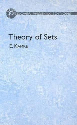 9780486450834: Theory of Sets (Dover Books on Mathematics)
