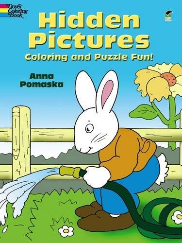 9780486450919: Hidden Pictures Coloring and Puzzle Fun (Dover Children's Activity Books)