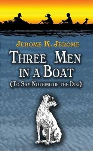 9780486451107: Three Men in a Boat (Dover Value Editions)