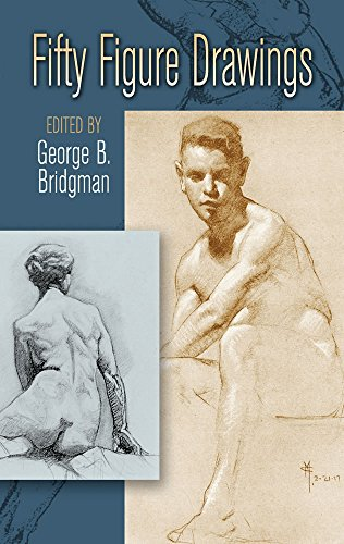 9780486451206: Fifty Figure Drawings (Dover Anatomy for Artists)