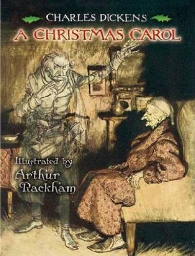 Rackham Arthur Dickens Charles A Christmas Carol Abebooks