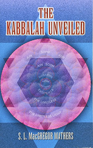 9780486451374: The Kabbalah Unveiled (Dover Books on the Occult)