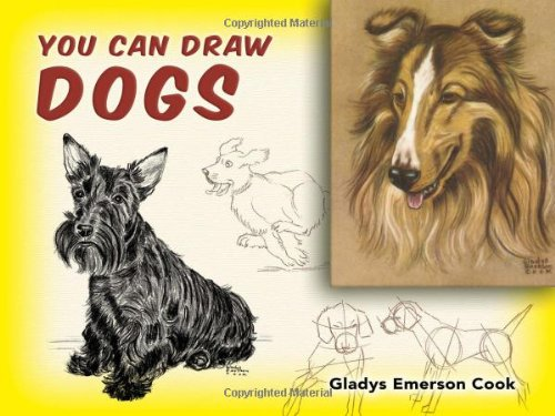 9780486451565: You Can Draw Dogs