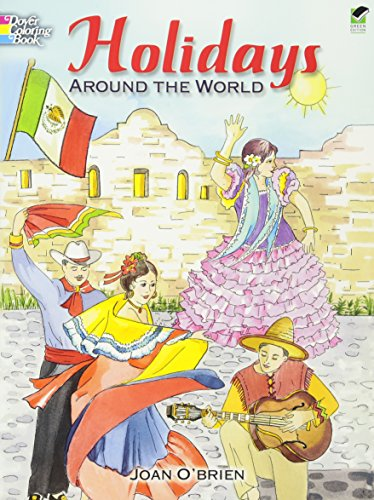 9780486451619: Holidays Around the World (Dover Holiday Coloring Book)
