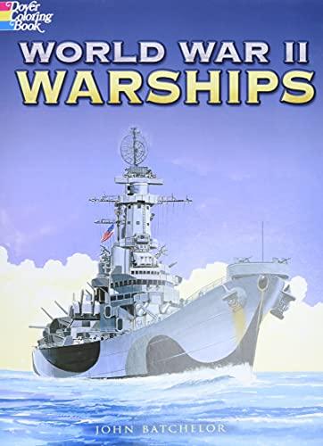 9780486451633: World War II Warships