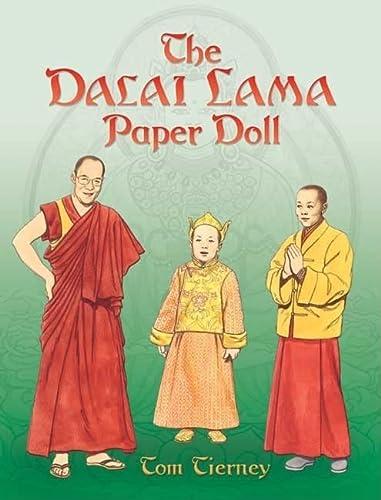 9780486451817: The Dalai Lama Paper Doll (Dover Paper Dolls)