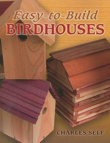 9780486451824: Easy-to-Build Birdhouses (Dover Woodworking)
