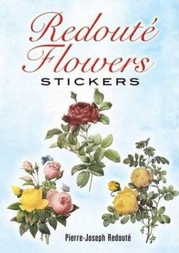 9780486451947: Redoute Flowers Stickers (Dover Stickers) (Dover Little Activity Books)