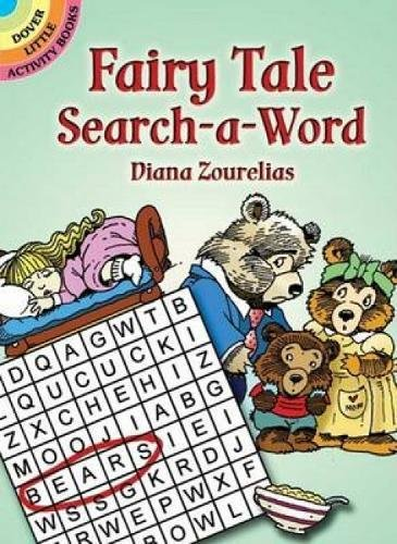 9780486452067: Fairy Tale Search-a-Word (Dover Little Activity Books)