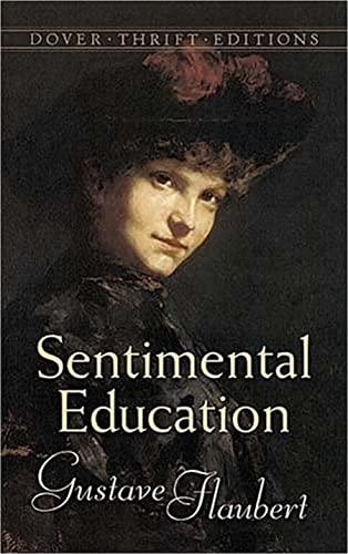 9780486452333: Sentimental Education (Dover Thrift Editions)