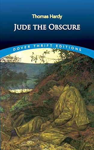 9780486452432: Jude the Obscure (Dover Thrift Editions)