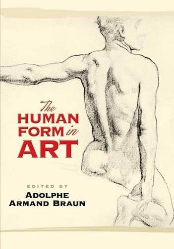 9780486452562: The Human Form in Art (Dover Anatomy for Artists)
